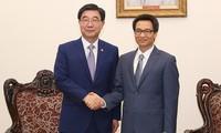 Vietnam y Surcorea forjan cooperación en sector laboral