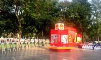 """Inauguran en Hanoi exposición de fotos """"El Festejo del pueblo"""""""