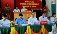 Diputados electos y sus programas de acción para bien del pueblo