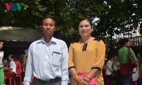 Vietnamitas en Laos muestran esperanzas en votaciones parlamentarias