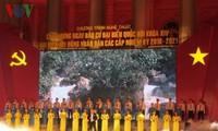 Se celebran programas artísticos en saludo a los comicios legislativos en Vietnam