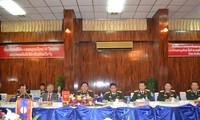 Participa Vietnam en X Conferencia de ministros de Defensa de Asean en Laos