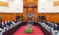 Vietnam y Estados Unidos buscan medidas para fortalecer las relaciones bilaterales
