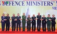 Se inaugura en Laos décima Conferencia de Ministros de Defensa de ASEAN