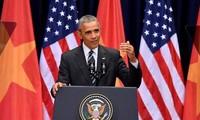 Destaca presidente Barack Obama independencia y soberanía de Vietnam