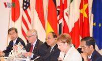 Finaliza el primer ministro vietnamita su visita a Japón y asistencia a la Cumbre ampliada del G7
