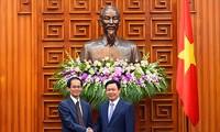 Ponderan ayuda nipona a la reestructuración de empresas y bancos vietnamitas