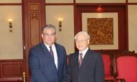 Vietnam y Grecia afianzan relaciones partidistas por una colaboración binacional más sustancial
