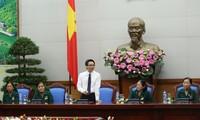 Gobierno vietnamita presta atención a la vida de personas con mérito revolucionario