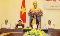 Efectúan séptima reunión del Consejo Electoral Nacional
