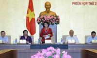 Instan en el Parlamento vietnamita a acatar las disciplinas financieras