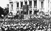 Vive eternamente el espíritu de la Revolución de Agosto