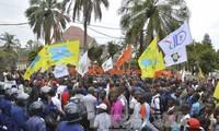 Al menos 50 muertos en manifestaciones en el Congo