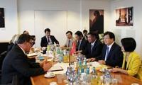 Vietnam concede importancia al desarrollo de asociación estratégica con Alemania