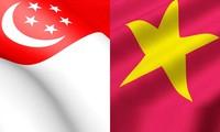 Vietnam y Singapur afianzan impulso de cooperación multisectorial