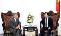 Vietnam busca mayor cooperación con Unión Europea en preservación ambiental