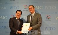 Vietnam ratifica interés de continuar contribuyendo a la OMC