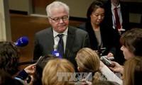 OTAN y Rusia tratan de recuperar relaciones