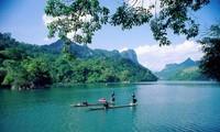 Destacan potencialidades del desarrollo turístico de Bac Kan