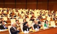 Comité partidista de Oficina Parlamentaria de Vietnam determinado a cumplir tareas para 2017