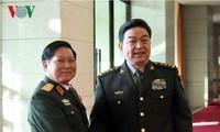 Vietnam y China abogan por una mayor cooperación en defensa