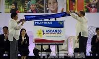 Filipinas asume oficialmente la presidencia protémpore de la Asean