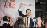 Francia: Benoit Hamon lidera conteo de votos en primaria de izquierda