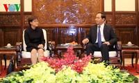 Ratifica Vietnam interés de desarrollar relaciones con Singapur