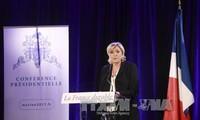 Líder ultraderechista francesa anuncia comienzo de su carrera electoral a la presidencia