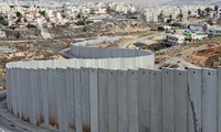 Israel completa tramo de muro fronterizo con Palestina en Cisjordania