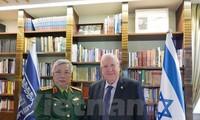Vietnam e Israel refuerzan cooperación en materia de defensa