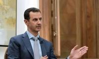 Assad rechaza idea de crear zonas seguras en Siria