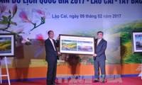 Inauguran en Lao Cai Año Nacional de Turismo 2017