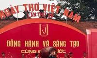 Honran en Vietnam a la poesía y sus creadores