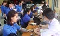 Anuncian plan de lograr donación de 10 mil unidades de sangre en Vietnam