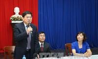Cubrirán 170 reporteros nacionales y foráneos actividades del Año de APEC en Vietnam