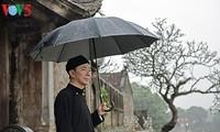 Pham Sanh Chau, embajador del traje tradicional de Vietnam