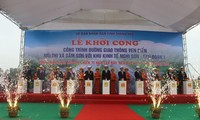 Presidente vietnamita se reúne con dirigentes clave de Thanh Hoa