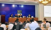 Primera Reunión de Altos Funcionarios de APEC continúa sus actividades