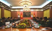 Vietnam y Myanmar refuerzan cooperación en defensa