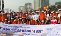 Promueven acciones por la seguridad de ciudad centro vietnamita