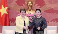 Vietnam y Banco Mundial afianzan cooperación