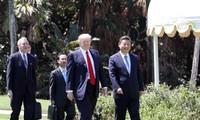 Líderes de Estados Unidos y China debaten sobre la cuestión de Corea del Norte