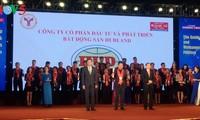 Honran a empresas con mayores contribuciones a la economía vietnamita