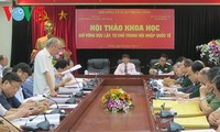 Vietnam mantiene autodeterminación en proceso de integración internacional