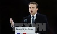 Presidente electo de Francia promete proteger el Acuerdo de París sobre el Clima