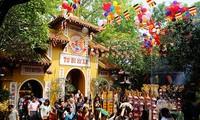 Conmemoran en Vietnam el nacimiento del Buda