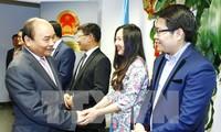 Visita del premier vietnamita a Estados Unidos atrae medios y expertos internacionales