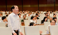 Interpelarán a ministros en próximas sesiones parlamentarias de Vietnam