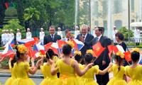Vietnam y República Checa ratifican voluntad de estrechar relaciones en la Declaración conjunta